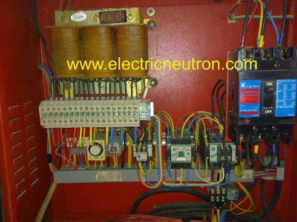 Auto transformer starter electrical engineering centre what is auto transformer starter asfbconference2016 Image collections
