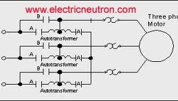 autotrans copy 250x142 auto transformer starter electrical engineering centre auto transformer wiring diagram at soozxer.org