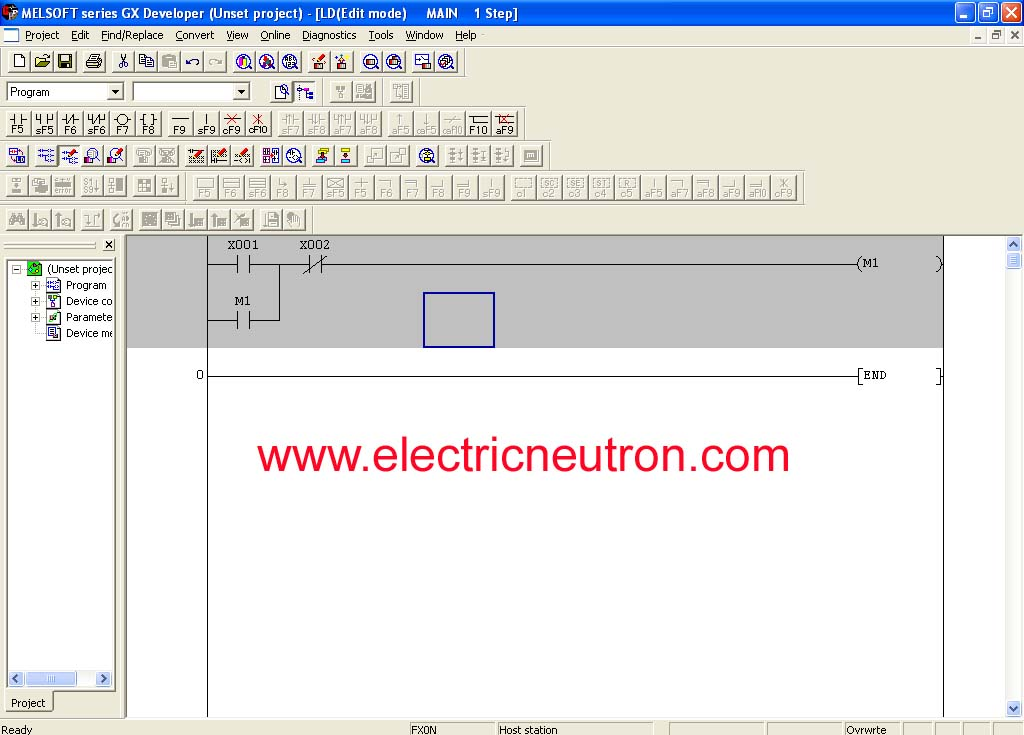 PLC Programming - Electrical Engineering Centre