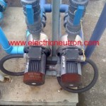 Electric motor testing