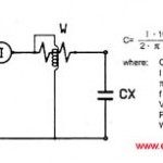 Single phase capacitor sizing