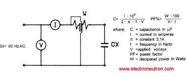 Single phase capacitor sizing electrical engineering centre 2 greentooth Choice Image