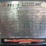 Terminal connection for induction motor