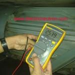 Measurement of insulation resistance