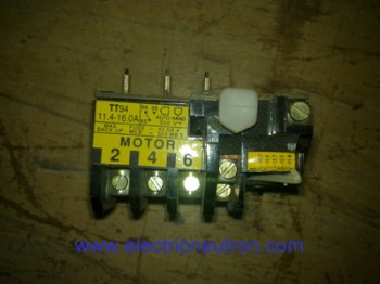 Nec calculation for overload sizing electrical for Motor overload protection calculator