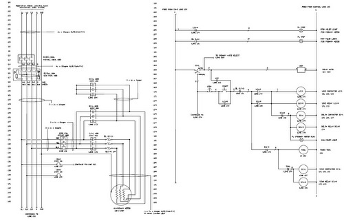 Wiring Diagram For Star Delta Motor Starter : Star delta circuit diagram electrical engineering centre