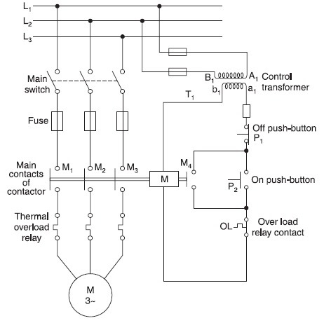 Basic Of Motor Control on vfd motor control circuits