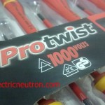 FACOM VDE screwdriver set APVE.J6PB