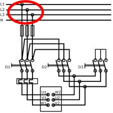 change star delta rotation how to change rotation for star delta starter? electrical Single Phase Motor Wiring Diagrams at soozxer.org