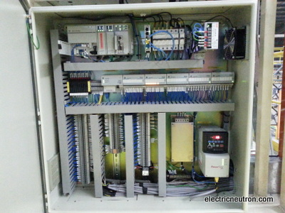 General requirement for motor starter electrical for Motor starter control panel