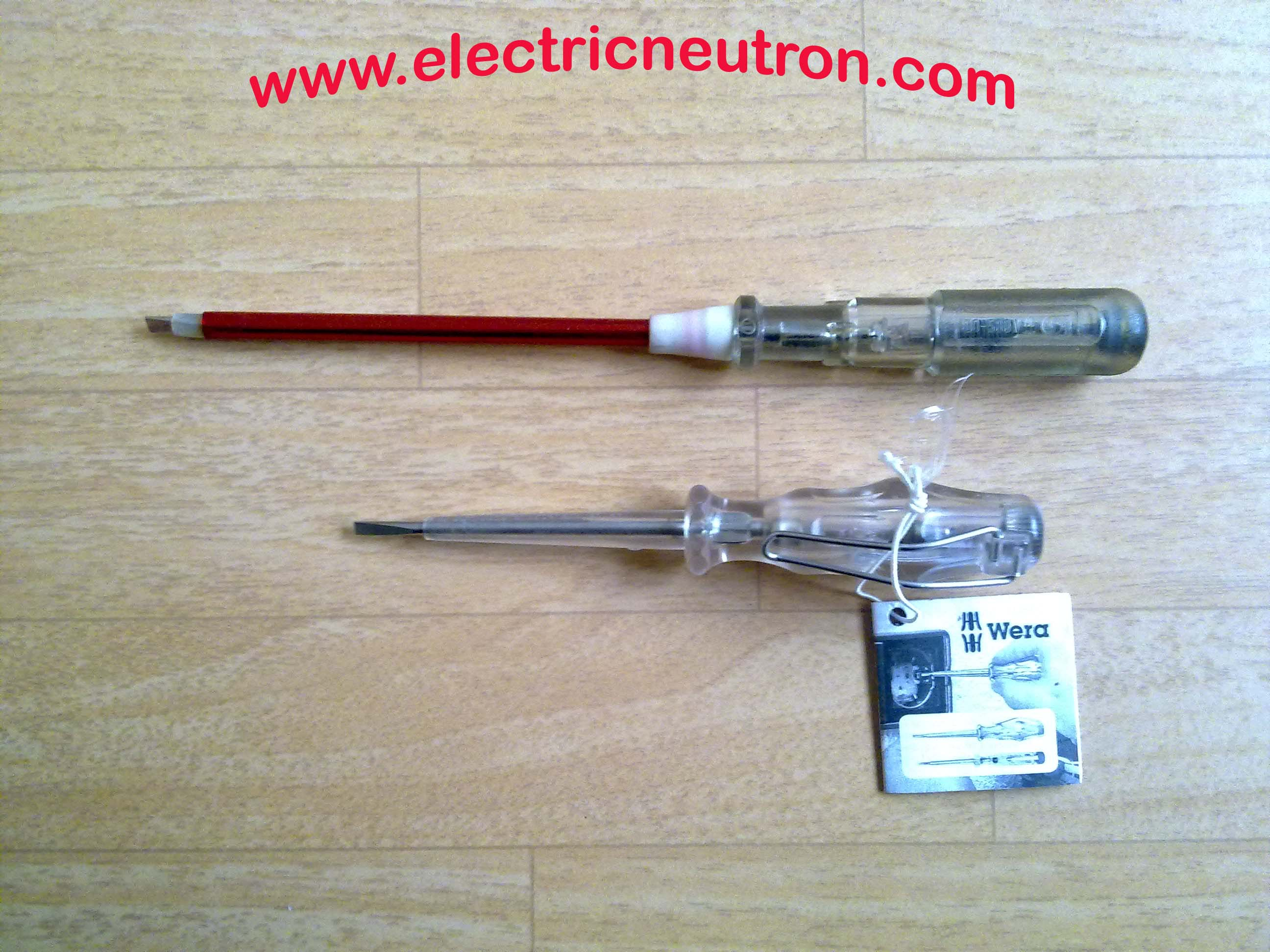 Test Pen Voltage Tester Electrical Engineering Centre Phillips Wiring Diagrams For